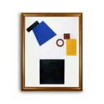 Gold A1 Frame