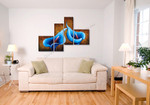 Ponderosa-0129 on the wall