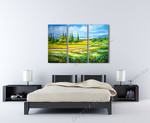 Meadow Paradise on the wall
