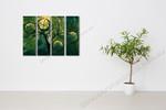 Moon Tree on the wall