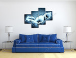 Ponderosa-01524 on the wall