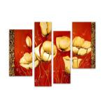 Windstruck Flowers