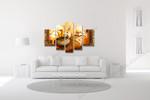 Aurelian Bloom on the wall