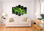 Ponderosa-01683 on the wall