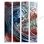 Metal Wall Art 253