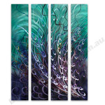 Metal Wall Art 254