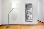 Metal Wall Art 357 on the wall