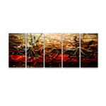 Metal Wall Art 417