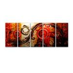 Metal Wall Art 410