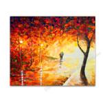 Knife Painting SAH086