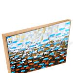 Natural Floating Frame