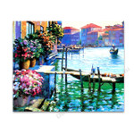 Flowers of Venice Italy Painting