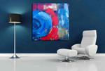 Brooke Howie | Blue Moon 2 on the wall