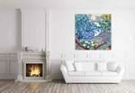Brooke Howie | Elephant Vase on the wall