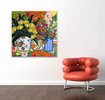 Brooke Howie | Poppies And Daisies on the wall