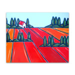 Brooke Howie | Red Fields