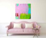 Katarina Kalmanova |Pink Pong on the wall