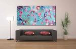 Nathalie Vachon | Sakura Birds on the wall