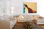 Kotaro Machiyama | Side Glance on the wall
