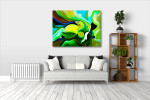 Colors of Fate Canvas Print on the wall