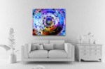 Music Concept Art Print on the wall