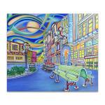 Seattle Downtown Canvas Print