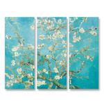 Almond Blossom - 3panels