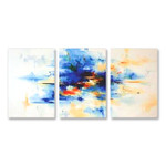 Blue Desire - 3panels