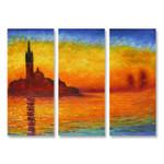 San Giorgio Maggiore - 3panels