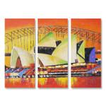 Sydney Opera House - 3panels