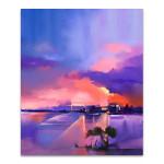 Twilight Sky Canvas Art Print