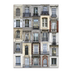 French Architecture Art Print