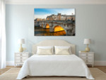 Pont Neuf, Ile de La Cite Paris Art Print on the wall