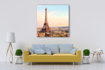 When in Paris Art Print on the wall