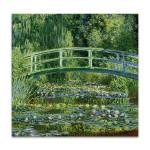 Monet | Water Lilies and Japanese Bridge