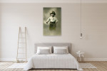Adolescence Boy Wall Art Print on the wall