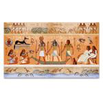 Ancient Egypt Scene Canvas Print