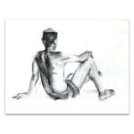 Life Figure Art Print