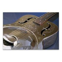 Guitar Dobro Wall Print