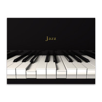 Jazz Piano Art Print