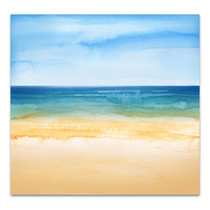 Tropical Sea Art Print
