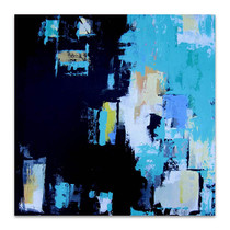Brooke Howie | Turquoise Abstract