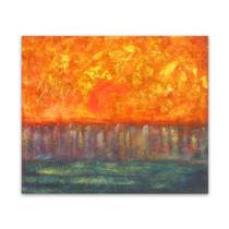 Sun-kissed Acre