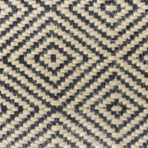 Black Sand Geometric Patterned Rugs