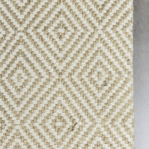 Yellow Grey Diamond Geometric Patterned Rugs