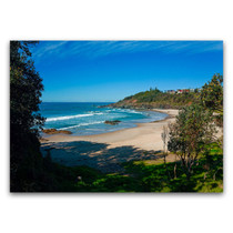 Port Macquarie Art Print Oxley Beach
