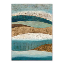 Earth & Sky I Wall Art Print