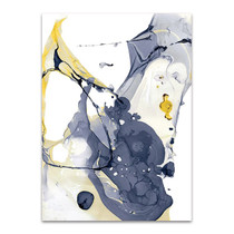 Nail Polish Abstract E II Wall Art Print