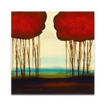 Red Duo I Wall Art Print
