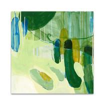 Spring Rain I Wall Art Print